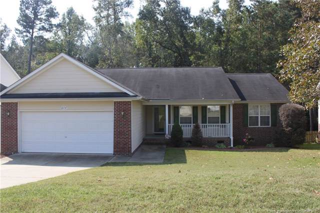 8737 Grouse Run Drive, Fayetteville, NC 28314 (MLS #618662) :: The Rockel Group