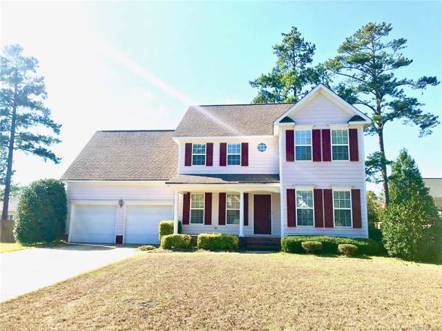 3509 Maccumber Court, Fayetteville, NC 38311 (MLS #618669) :: The Rockel Group