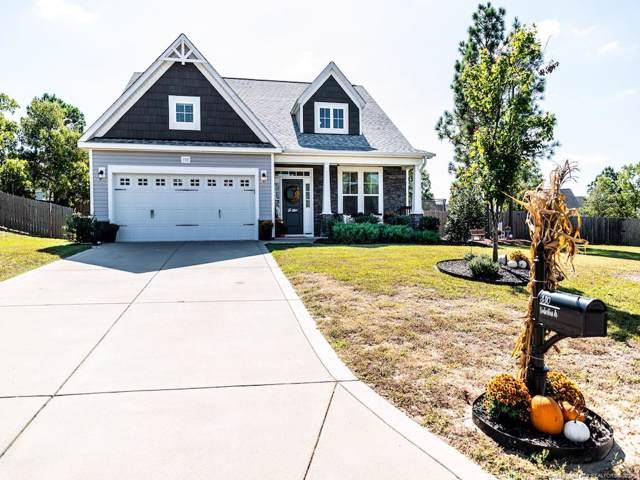 330 Timberline Drive, Sanford, NC 27332 (MLS #618677) :: Weichert Realtors, On-Site Associates