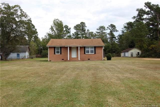 806 Barker Ten Mile Road, Lumberton, NC 28358 (MLS #618689) :: The Rockel Group