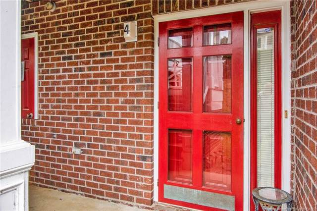350 Bubble Creek Court #4, Fayetteville, NC 28311 (MLS #618695) :: The Rockel Group