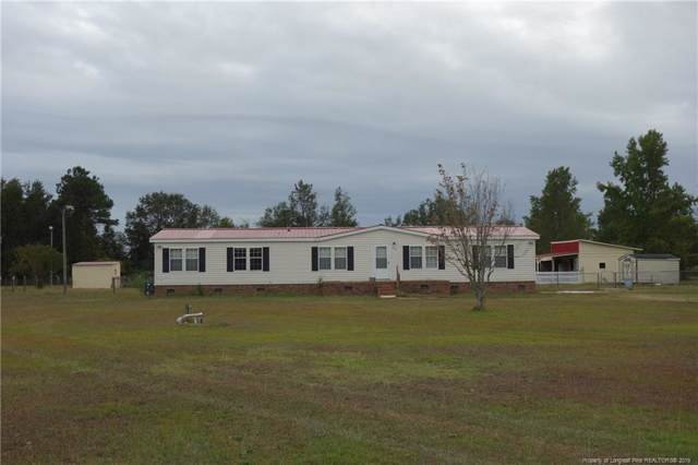 304 Vazquez Road, Shannon, NC 28386 (MLS #618698) :: The Rockel Group