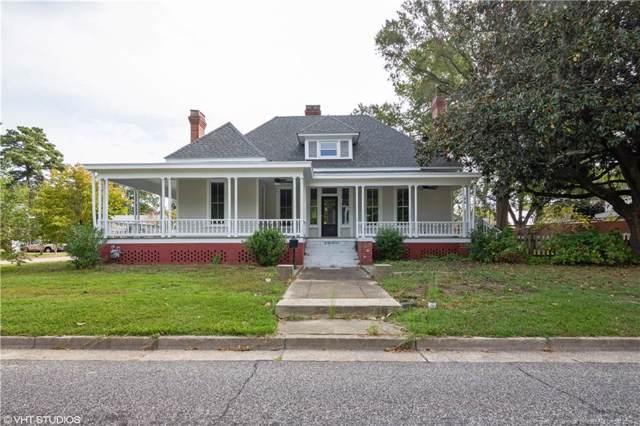 1406 Walnut Street, Lumberton, NC 28358 (MLS #618719) :: The Rockel Group