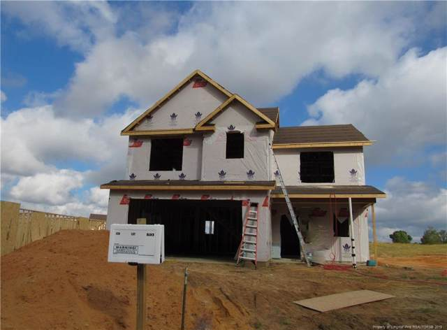 2036 Stonewash Drive, Fayetteville, NC 28306 (MLS #618722) :: Weichert Realtors, On-Site Associates