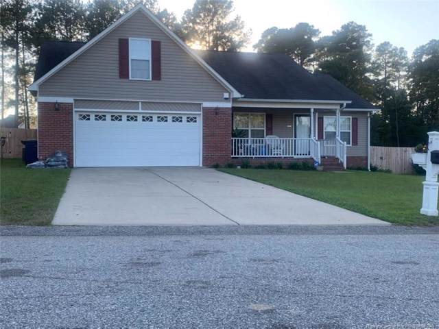 153 Cross Creek Drive, Raeford, NC 28376 (MLS #618730) :: Weichert Realtors, On-Site Associates