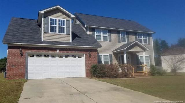 160 Colonial Street, Raeford, NC 28376 (MLS #618749) :: Weichert Realtors, On-Site Associates