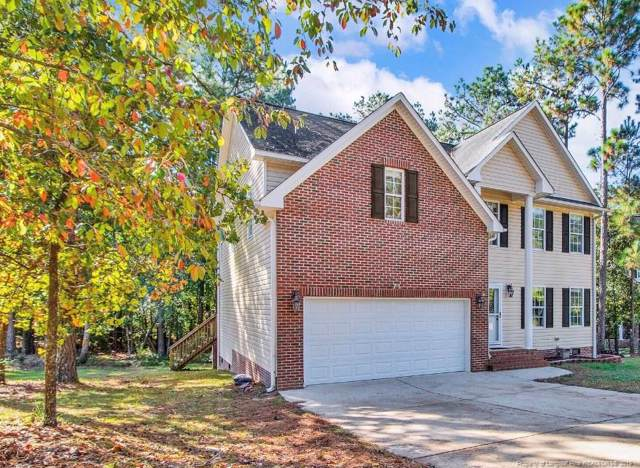 71 Starboard Tack, Sanford, NC 27332 (MLS #618751) :: Weichert Realtors, On-Site Associates