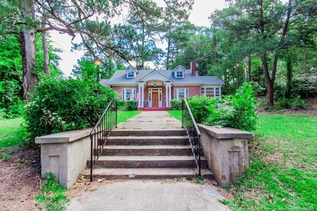 210 Hinsdale Avenue, Fayetteville, NC 28305 (MLS #618766) :: The Rockel Group