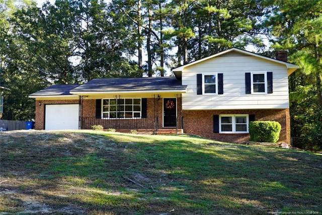 1025 Landau Road, Fayetteville, NC 28311 (MLS #618778) :: The Rockel Group