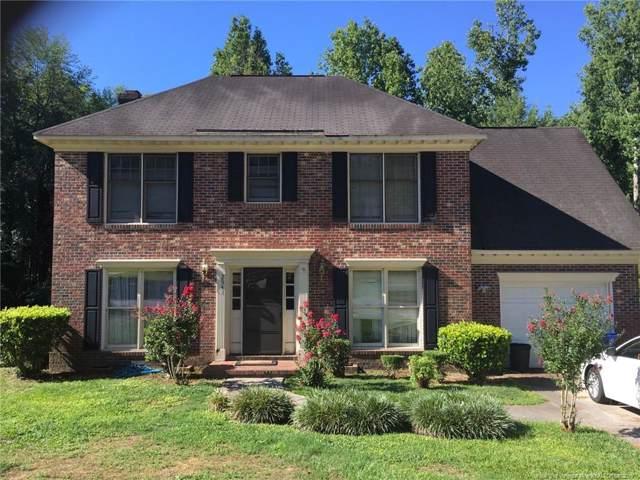 2941 Delaware Drive, Fayetteville, NC 28304 (MLS #618785) :: Weichert Realtors, On-Site Associates