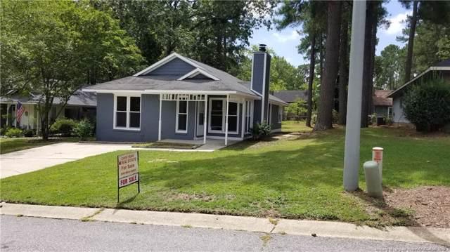 4591 SE Oakfield Court SE, Fayetteville, NC 28314 (MLS #618801) :: The Rockel Group