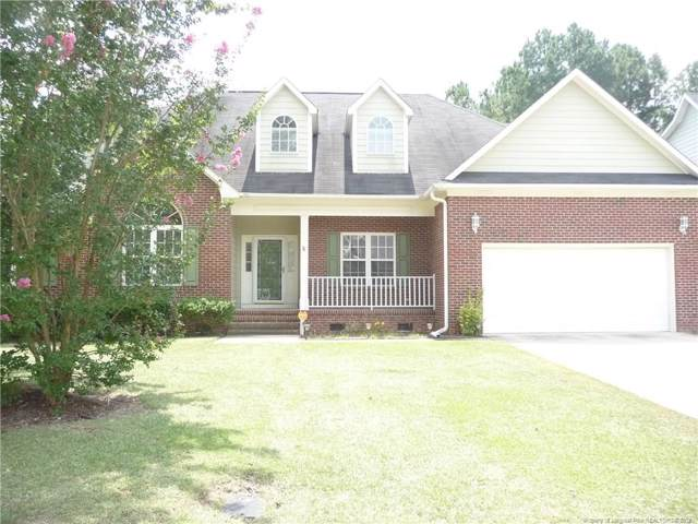 3547 Standard Drive, Fayetteville, NC 28306 (MLS #618815) :: The Rockel Group