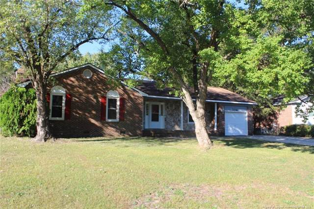 2216 Baywater Drive, Fayetteville, NC 23804 (MLS #618838) :: The Rockel Group