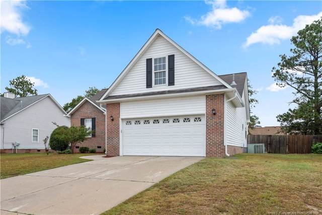 7240 Beaver Run Drive, Fayetteville, NC 28314 (MLS #618845) :: Weichert Realtors, On-Site Associates