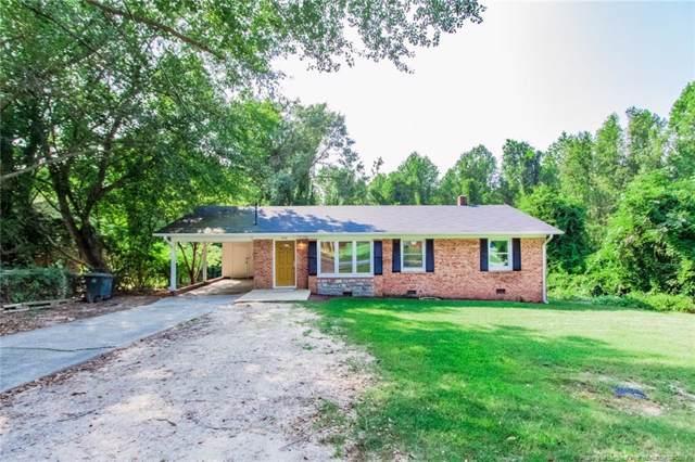 5416 Birch Road, Fayetteville, NC 28304 (MLS #618861) :: The Rockel Group