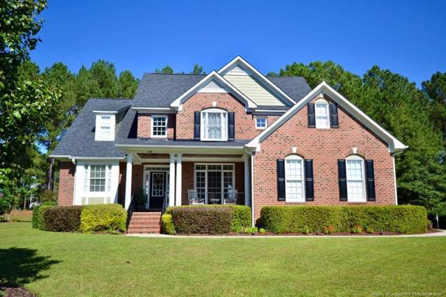 225 Rolling Pines Drive, Spring Lake, NC 28390 (MLS #618883) :: Weichert Realtors, On-Site Associates