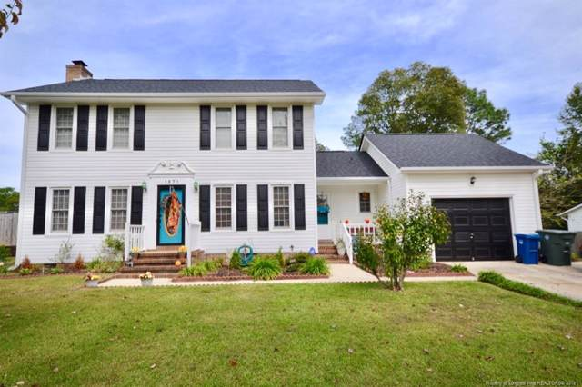 1871 Windlock Drive, Fayetteville, NC 28304 (MLS #618897) :: Weichert Realtors, On-Site Associates
