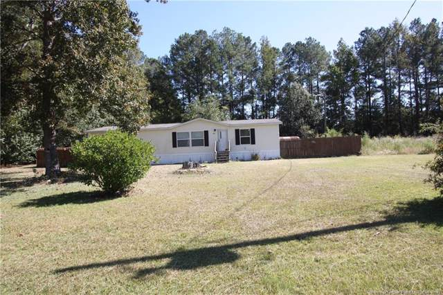 233 Paris Street, Lumberton, NC 28358 (MLS #618915) :: The Rockel Group