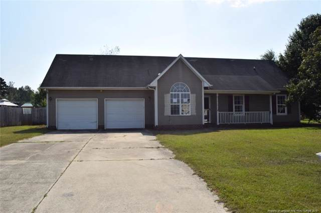 33 Colton Drive, Spring Lake, NC 28390 (MLS #618944) :: The Rockel Group