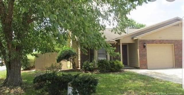 2601 Burke Lane, Fayetteville, NC 28306 (MLS #618951) :: The Rockel Group