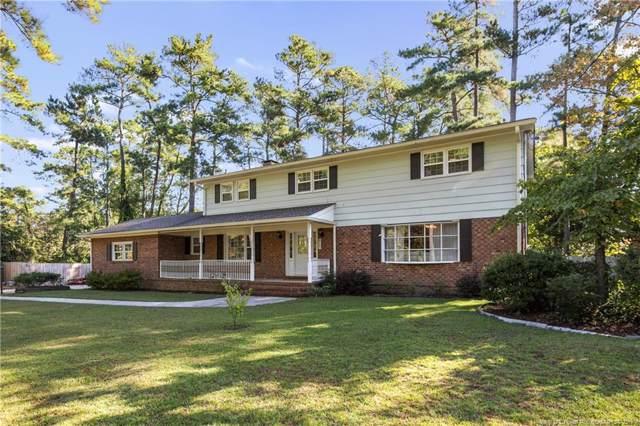 817 Cowles Street, Fayetteville, NC 28303 (MLS #618959) :: The Rockel Group