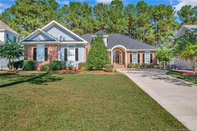 335 Whispering Pines Drive, Spring Lake, NC 28390 (MLS #618970) :: Weichert Realtors, On-Site Associates