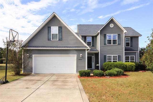 6604 Hillbrook Road, Hope Mills, NC 28348 (MLS #618983) :: Weichert Realtors, On-Site Associates