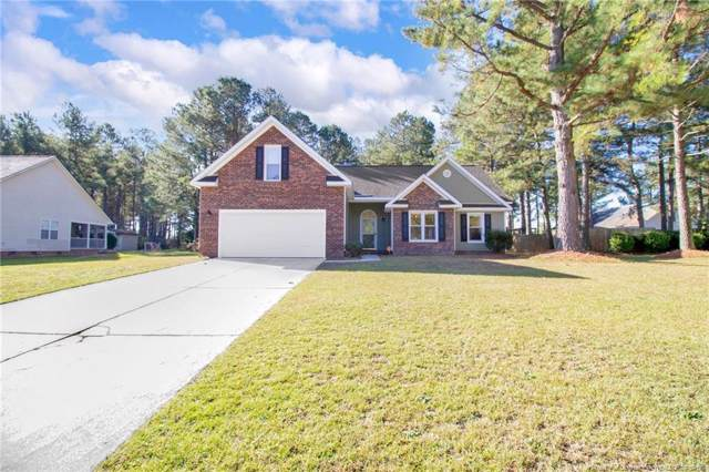 591 Carriage Lane, Raeford, NC 28376 (MLS #618994) :: The Rockel Group