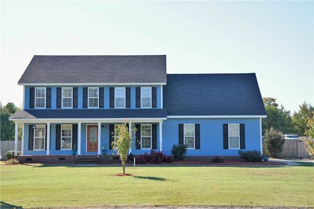 113 Bugle Call Drive, Raeford, NC 28376 (MLS #618998) :: The Rockel Group