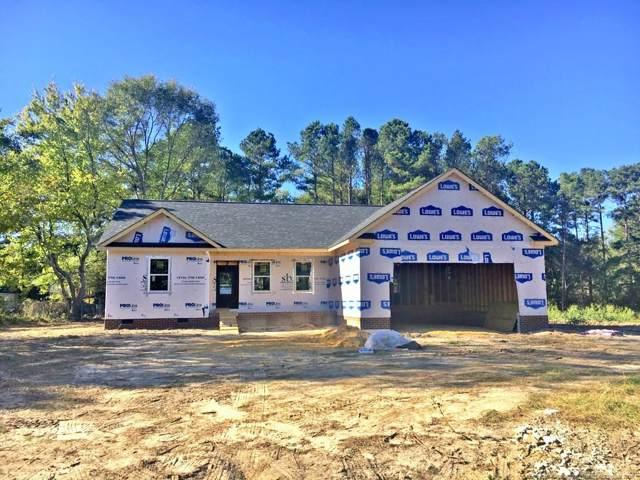 3040 Harward Drive, Sanford, NC 27332 (MLS #619002) :: Weichert Realtors, On-Site Associates