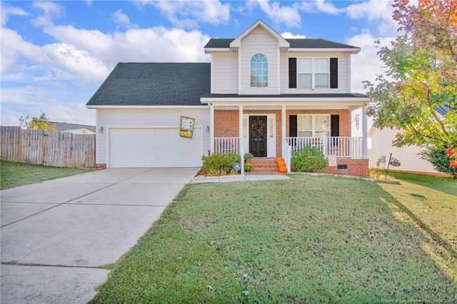 809 Bramblegate Road, Hope Mills, NC 28348 (MLS #619005) :: Weichert Realtors, On-Site Associates