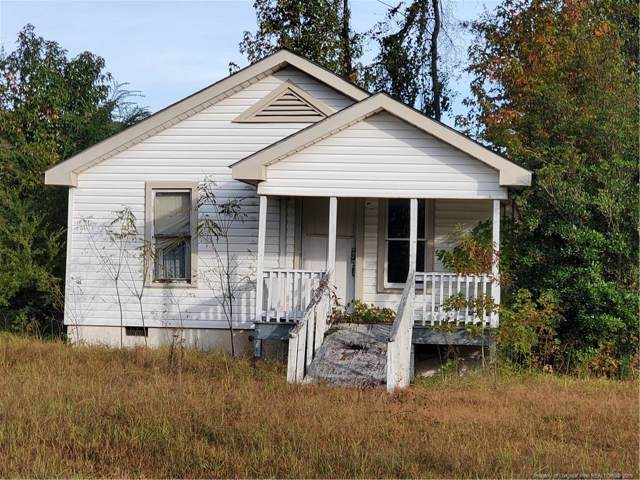 6861 Johnson Road, Fayetteville, NC 28312 (MLS #619013) :: The Rockel Group