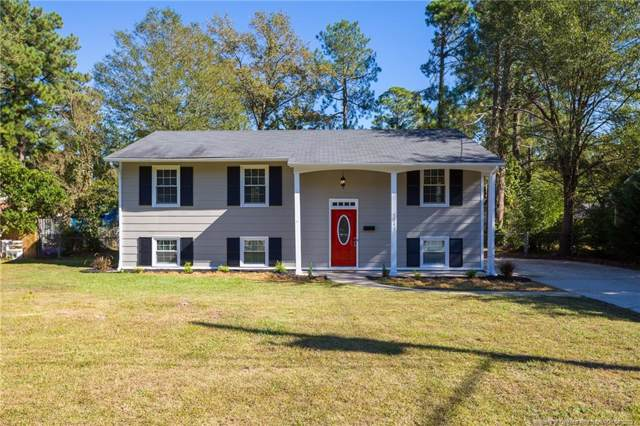 5042 Hampshire Drive, Fayetteville, NC 28311 (MLS #619014) :: The Rockel Group