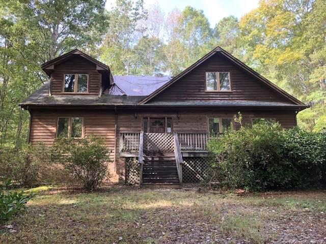 343 Chapman Drive, Sanford, NC 27330 (MLS #619015) :: Weichert Realtors, On-Site Associates