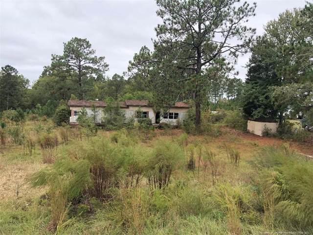 70 Garland Drive, Cameron, NC 28326 (MLS #619041) :: The Rockel Group