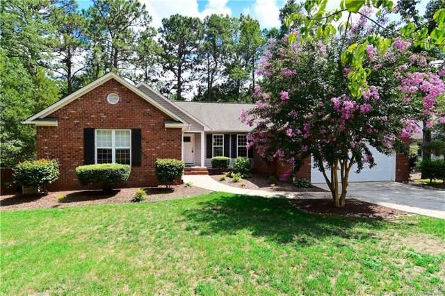990 Monticello Drive, Pinehurst, NC 28374 (MLS #619056) :: The Rockel Group