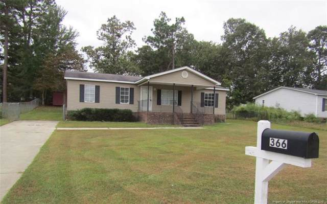 366 Old Salem Drive, Spring Lake, NC 28390 (MLS #619061) :: The Rockel Group