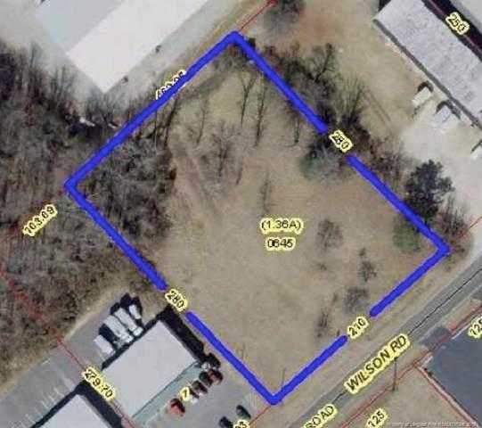 308 Wilson Road, Sanford, NC 27330 (MLS #619067) :: The Rockel Group