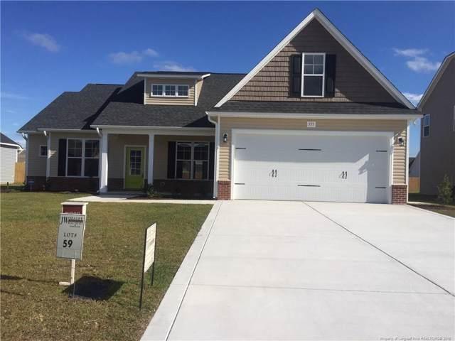 335 Whitestone Drive, Fayetteville, NC 28312 (MLS #619084) :: Weichert Realtors, On-Site Associates