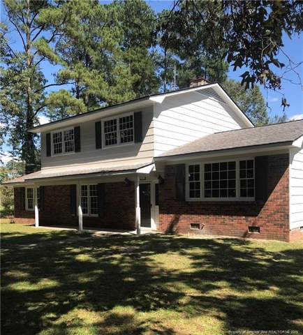 1915 Partridge Drive, Fayetteville, NC 28304 (MLS #619089) :: Weichert Realtors, On-Site Associates