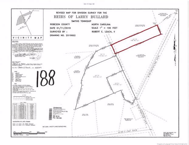 Prospect Road, Maxton, NC 28364 (MLS #619123) :: The Rockel Group