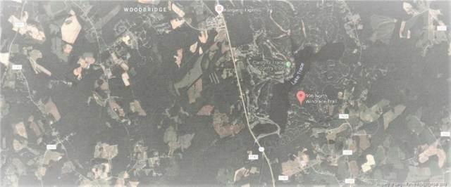 996 N Windrace Trail N, Sanford, NC 27332 (MLS #619127) :: Weichert Realtors, On-Site Associates