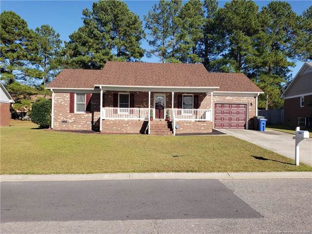 2040 Wheeling Street, Fayetteville, NC 28303 (MLS #619162) :: The Rockel Group