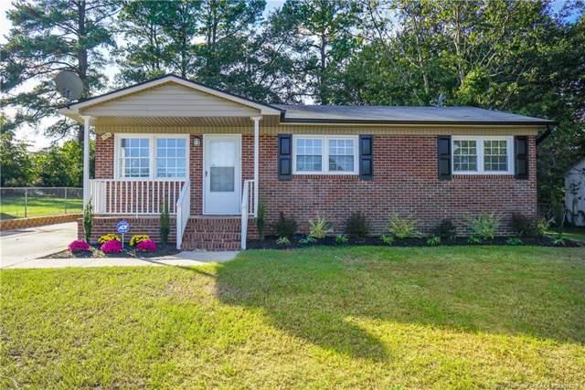 1046 Rulnick Street, Fayetteville, NC 28304 (MLS #619163) :: The Rockel Group