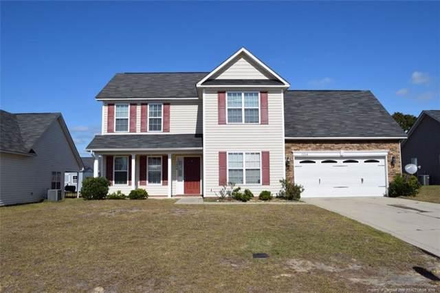 1254 Snowy Egret Drive, Fayetteville, NC 28306 (MLS #619173) :: The Rockel Group