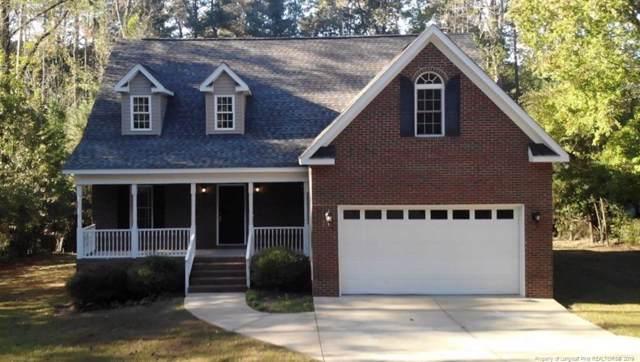1412 Spring Lane, Sanford, NC 27330 (MLS #619177) :: Weichert Realtors, On-Site Associates