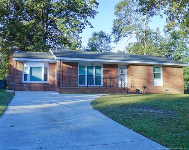 306 Dudley Drive, Fayetteville, NC 28314 (MLS #619216) :: The Rockel Group