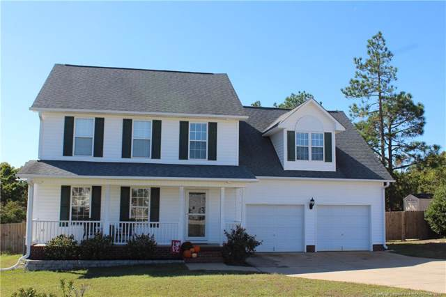 51 Camden Court W, Sanford, NC 27332 (MLS #619231) :: Weichert Realtors, On-Site Associates