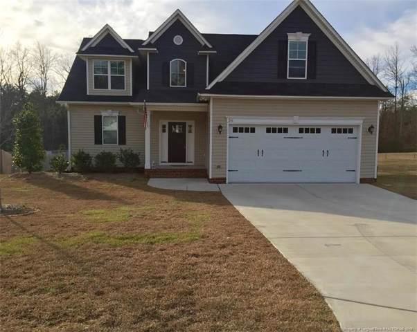 36 Deep Woods Lane, Cameron, NC 28326 (MLS #619239) :: The Rockel Group
