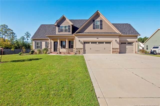 3505 Camberly Drive, Fayetteville, NC 28306 (MLS #619271) :: Weichert Realtors, On-Site Associates
